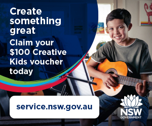 Creative Kids Website_ads