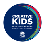 Creative Kids_website badge